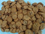 picture of chocolate chip cookies