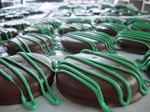 picture of Chocolate Mint Cookies