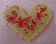 Picture of Scalloped Sugar Cookie